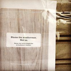 "Closed Starbucks, Harlem. [Photo: <a href=""https://twitter.com/TobySalKC/status/262954960151523328"">TobySalKC/Twitter</a>]"