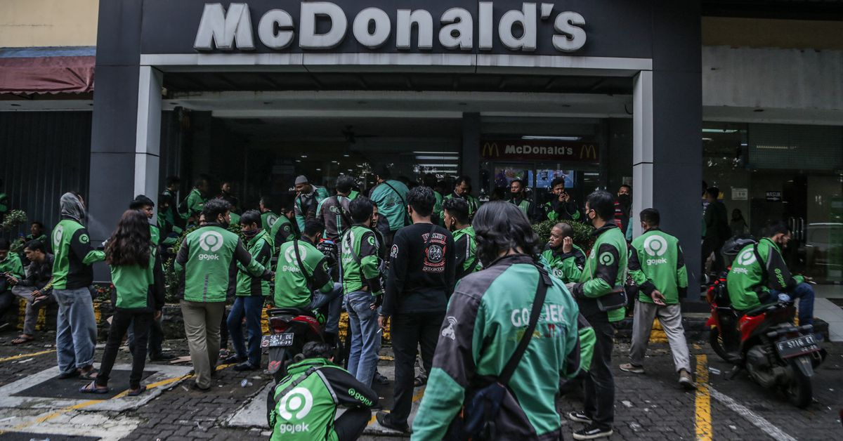 McDonald's suffers data breach in the US South Korea and Taiwan – The Verge