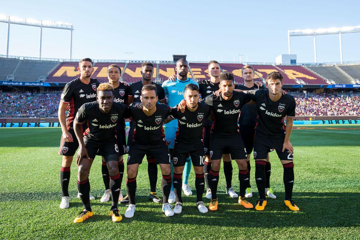 MLS: D.C. United at Minnesota United FC