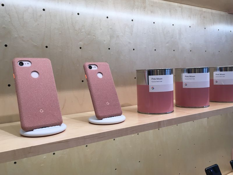 IMG_0121 Why Google wants to sell its gadgets in Goop stores