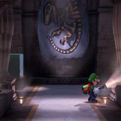 Luigi's Mansion 3 9F blue gem location