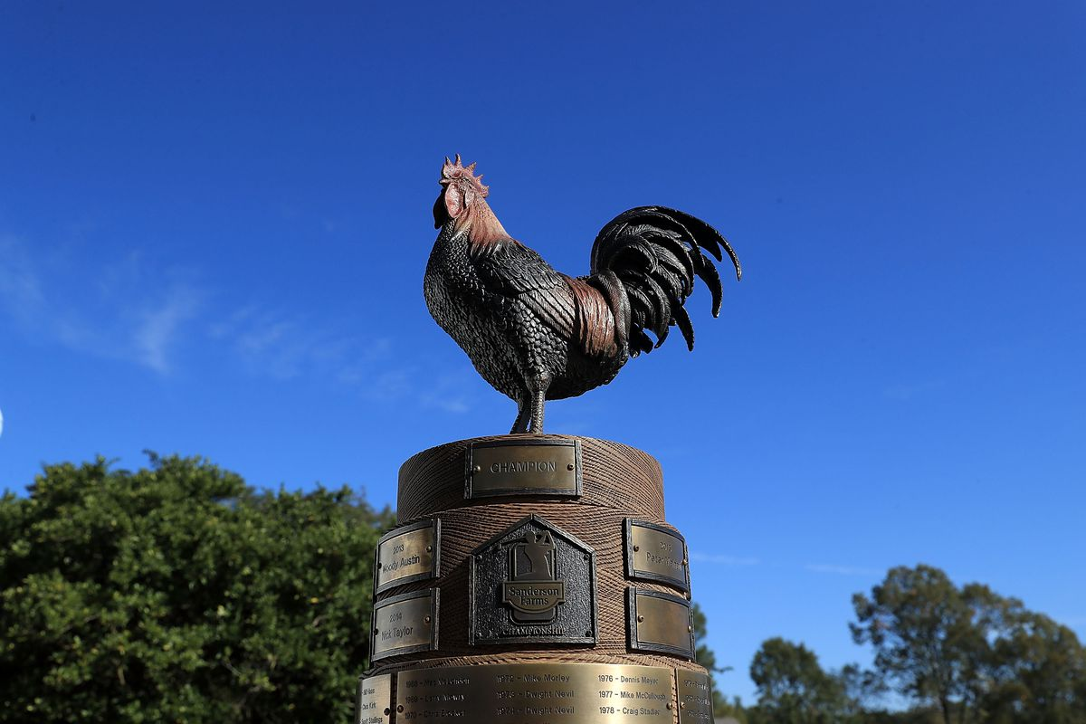 Sanderson Farms Championship - Final Round