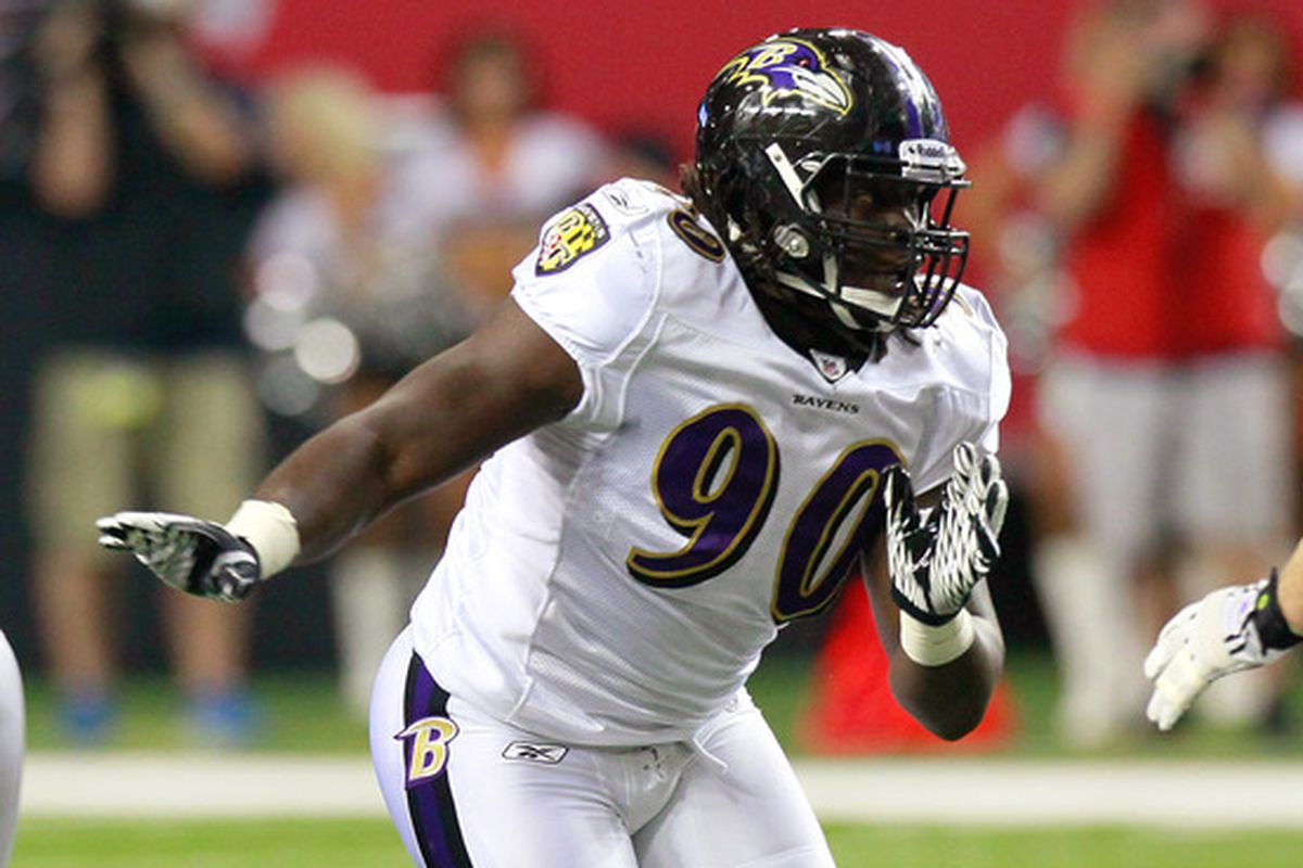 Pernell McPhee spoke to BaltimoreRavens.com about learning the outside linebacker position.
