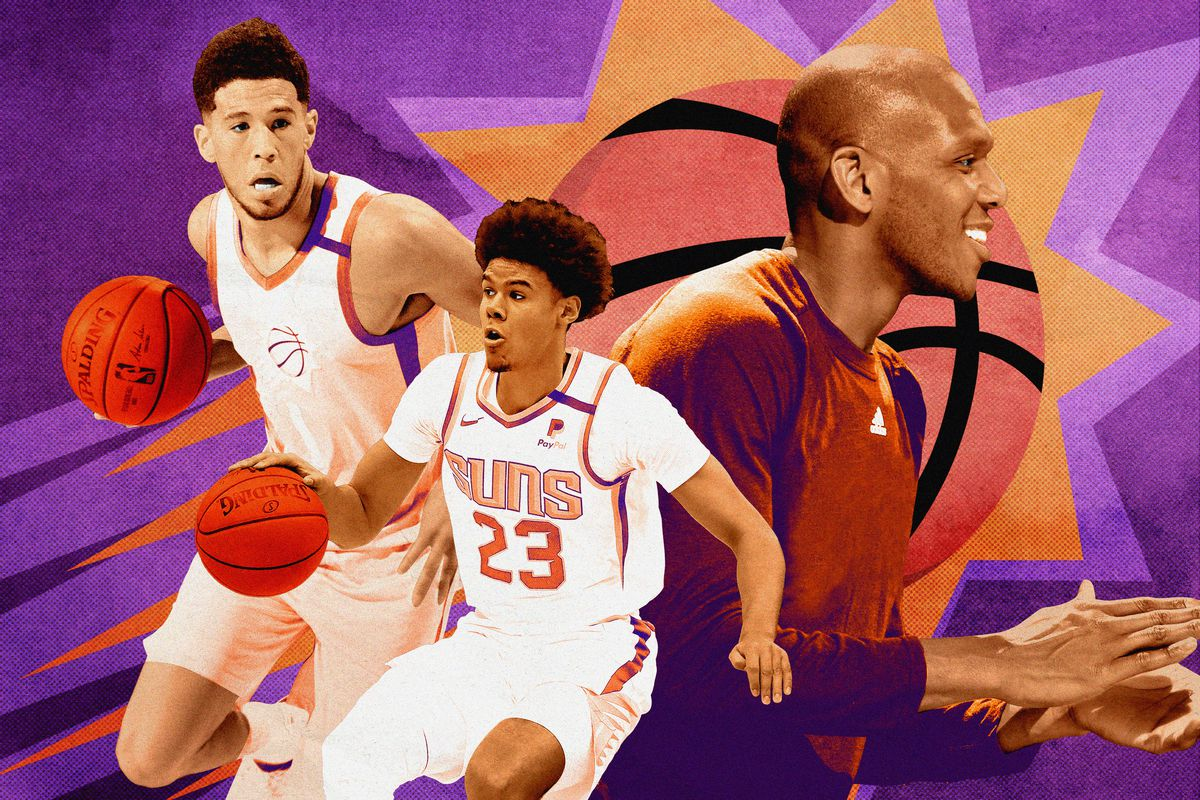 The Suns Finally Have Built The Right Team Around Their Superstar The Ringer