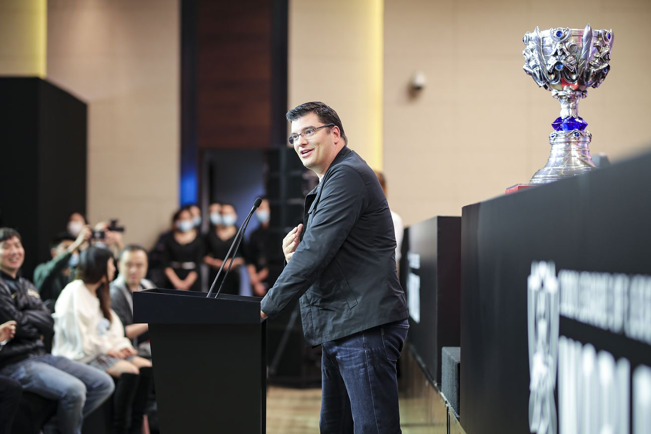 League of Legends – 2020 Worlds: Media-Day