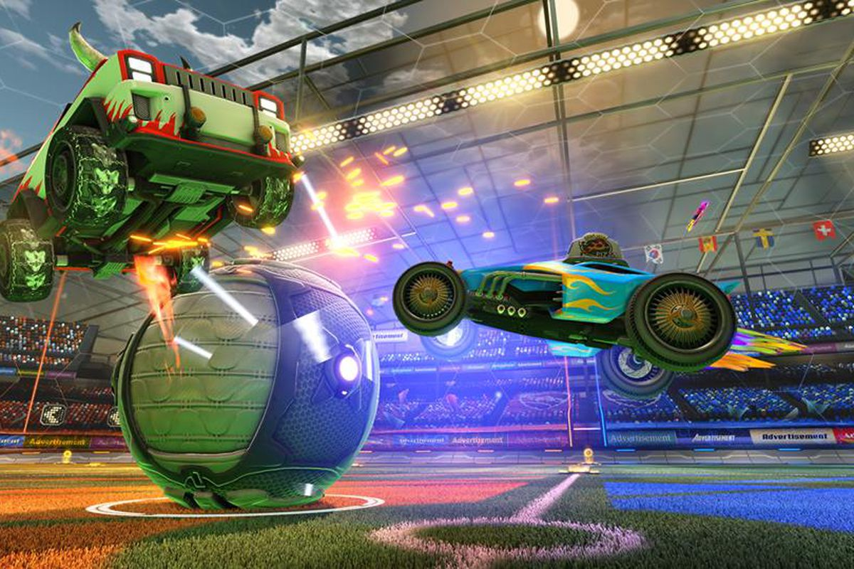 rocket league getting unlockable crates à la counter strike go