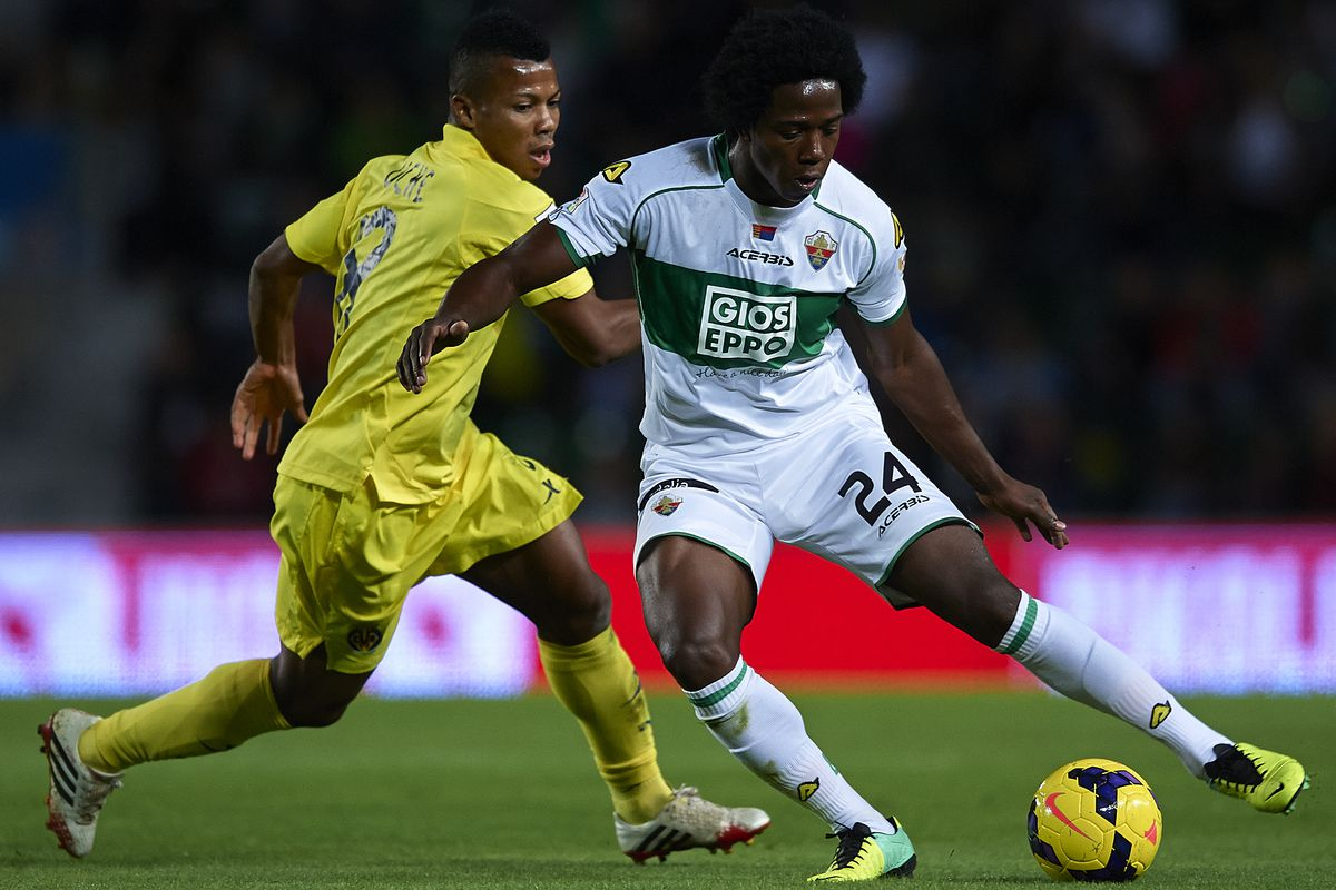 Last year Villarreal won 1-0 at Elche thanks to a goal from Uche