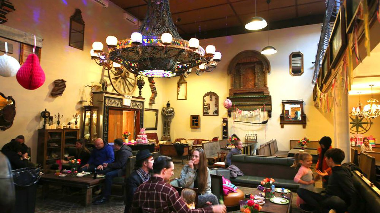 Bulgarian Restaurant East London