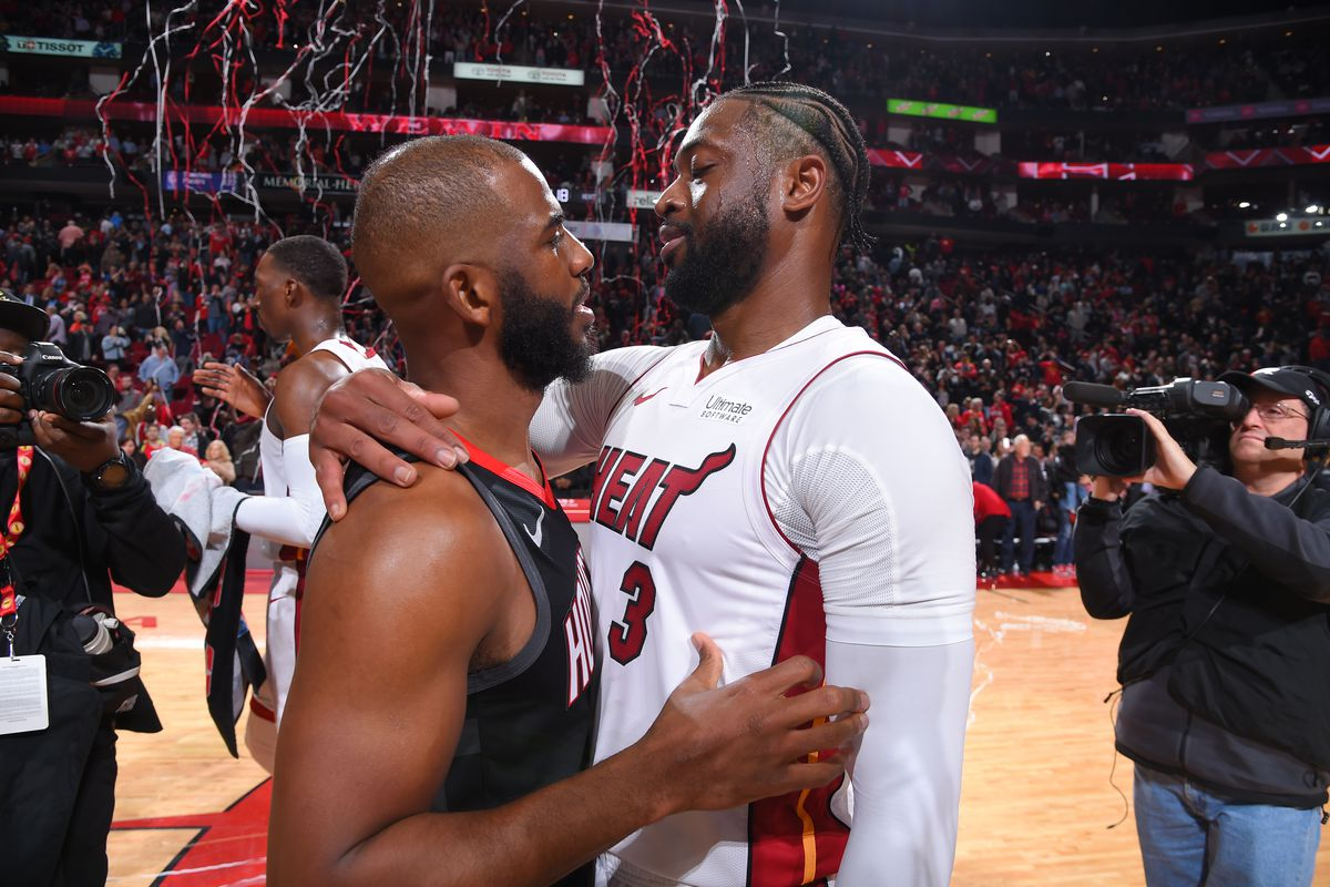 ab16f7eb Chris Paul 'possibility' for Miami after Westbrook trade to Rockets