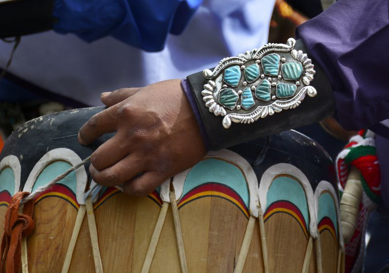 GettyImages_838850858 Fake turquoise jewelry is hurting Native Americans economically