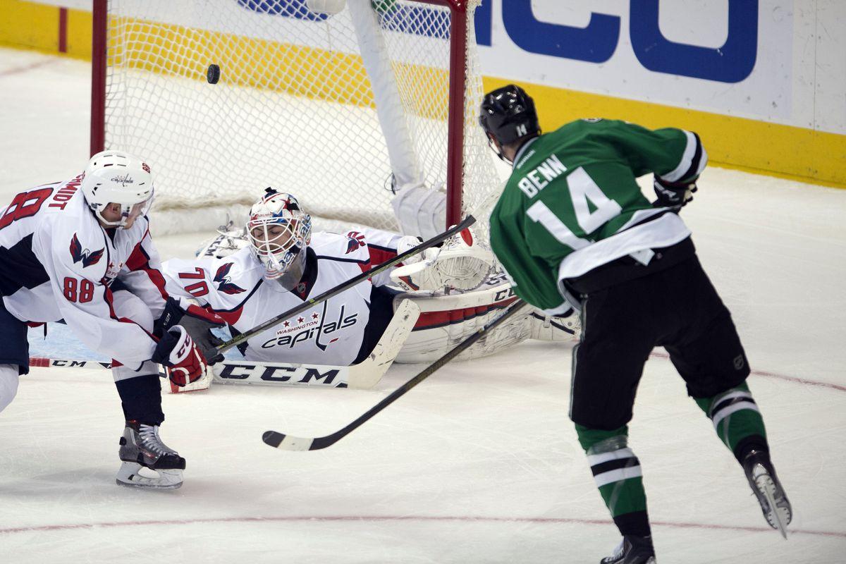 Capitals vs. Stars Recap  Stars Stop Washington Once Again - Japers ... ff9c41899122