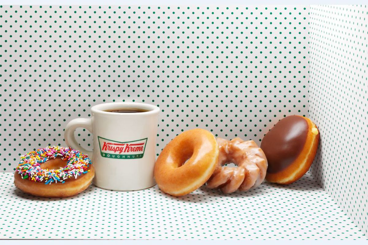 Krispy Kreme To Soon Open First Downtown Chicago Shop In 14