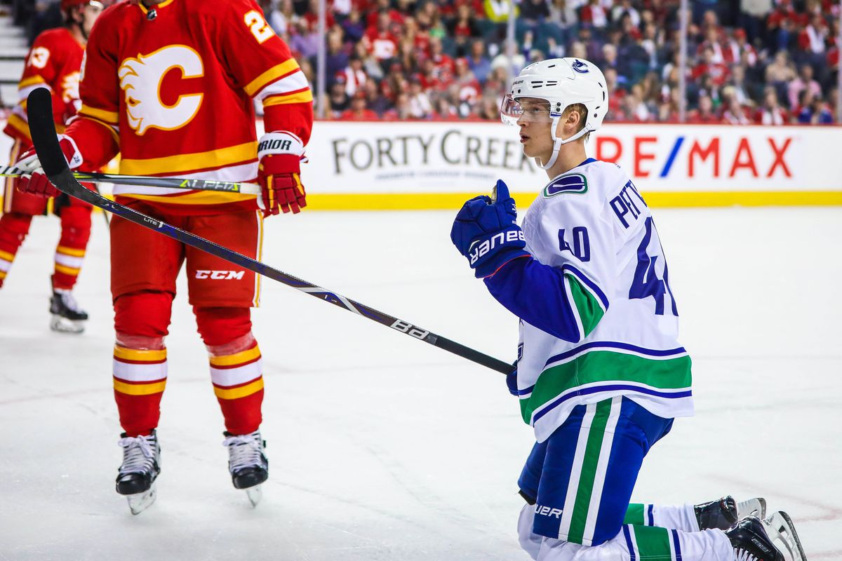 Vancouver Canucks Pacific Division Rival Preview: Calgary Flames