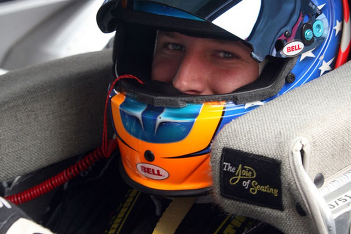Michael McDowell will drive at least two NASCAR Nationwide Series races for Joe Gibbs Racing in 2011.