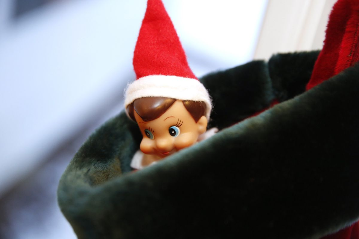 all about the elf on the shelf