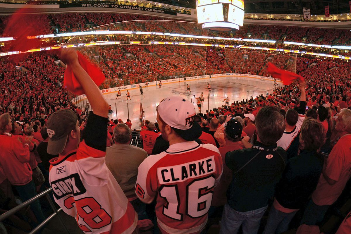 philadelphia flyers tickets  yes  they u0026 39 re still very expensive