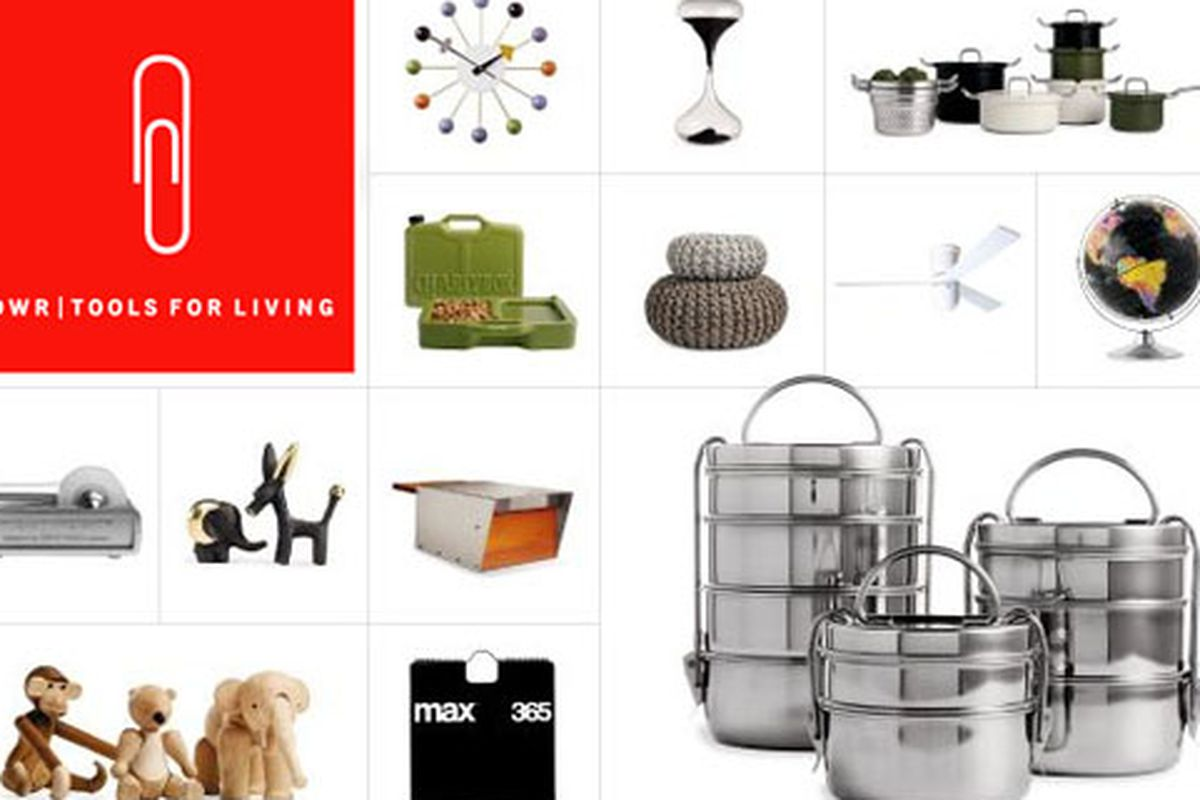 Breaking! DWR: Tools for Living Stores to Open in Santa Monica and NYC - Racked LA