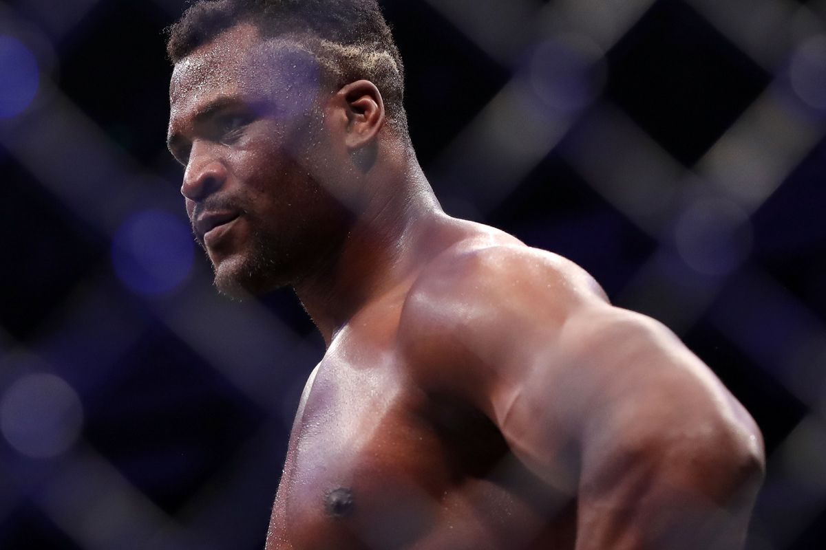 Francis Ngannou on relationship with Dana White: I haven't talked to him in over a year