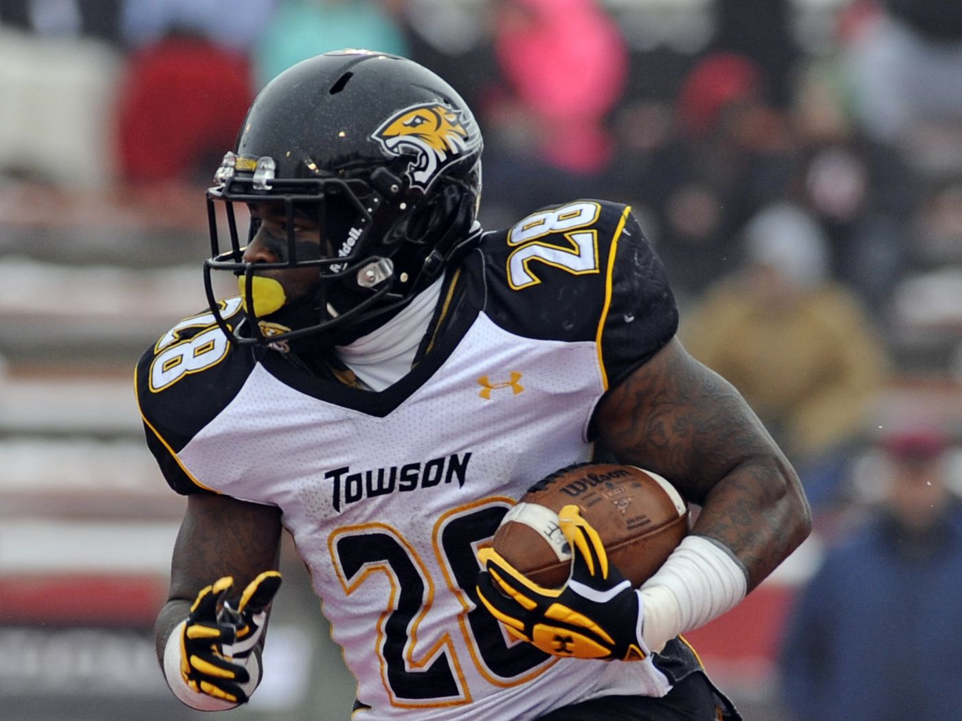 Ravens did not contact Terrance West's agent during the draft ...