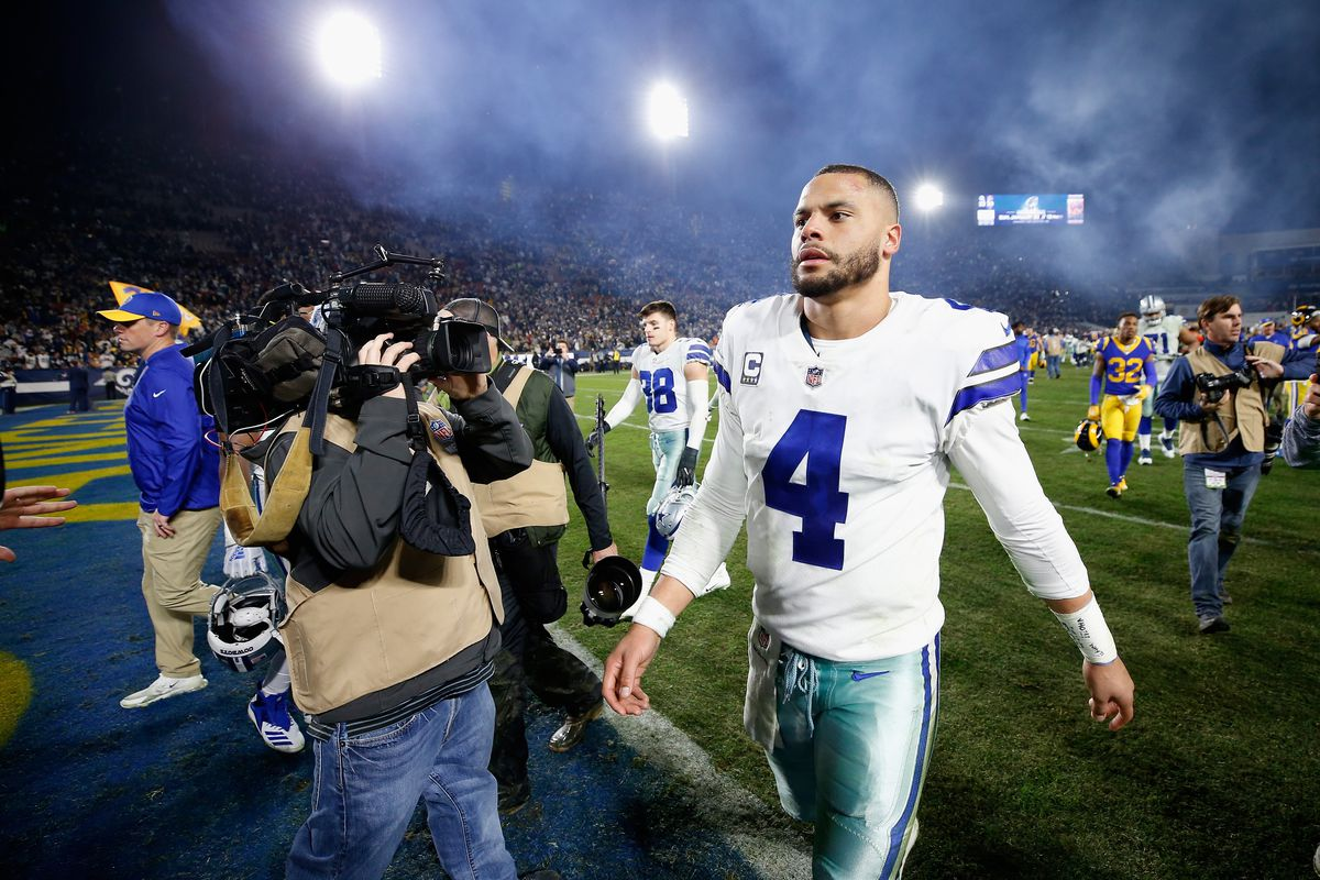 21eef1c9e Report: Cowboys contract talks with Dak Prescott are more advanced than  other players