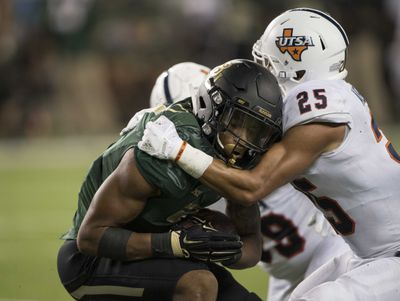 NCAA Football: Texas-San Antonio at Baylor