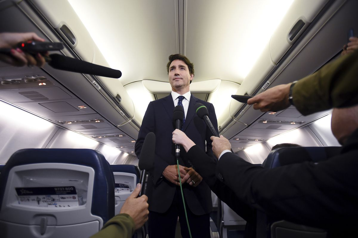 Brownface, blackface photos cause scandal for Canadian PM Justin Trudeau