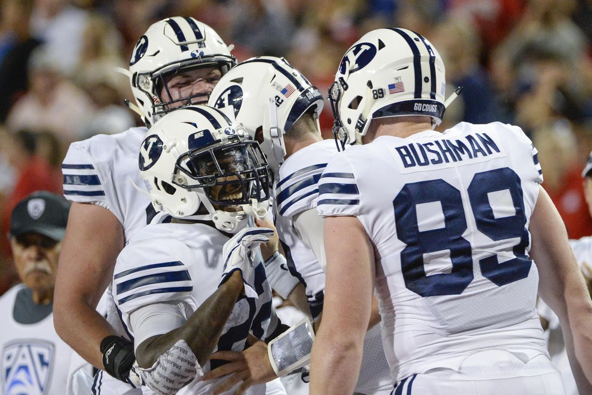 e757239be Opponent Offense Preview  BYU Cougars - UW Dawg Pound