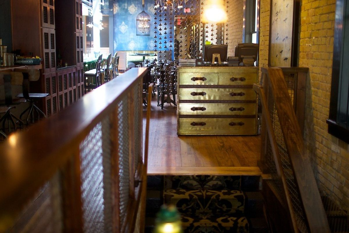 Swift's Attic will host the ARW launch party.