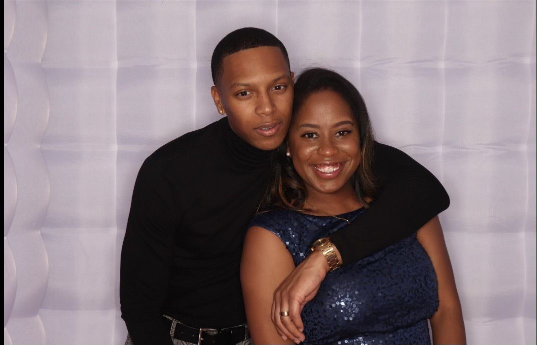 Marcus and Brittany Ward, owners of Urban Grill Chicago, 132 W. Wilson Ave. in Uptown   Provided
