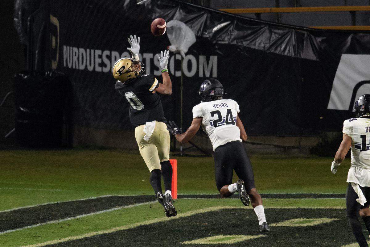 COLLEGE FOOTBALL: NOV 14 Northwestern at Purdue