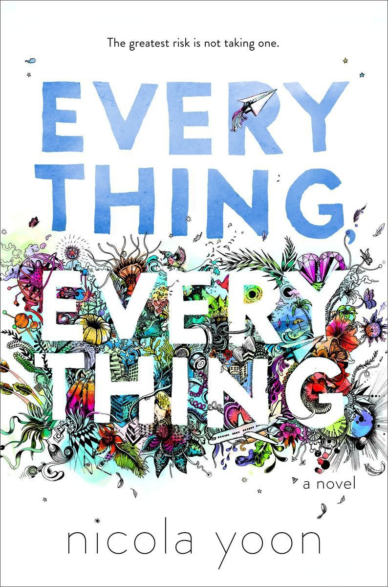 The cover of Everything, Everything
