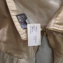 A broken zipper