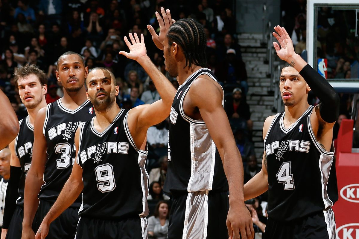 The San Antonio Spurs Greek paradox - Pounding The Rock