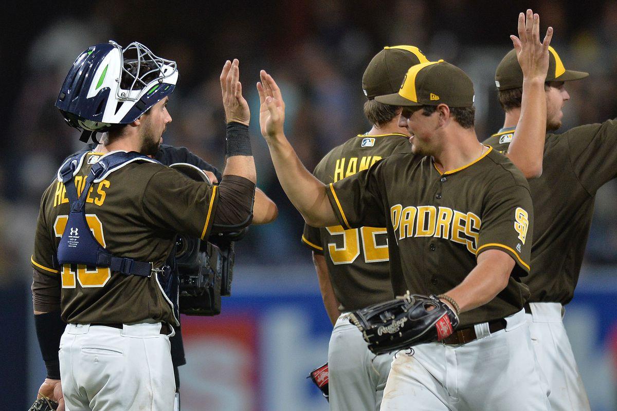 MLB: Miami Marlins at San Diego Padres