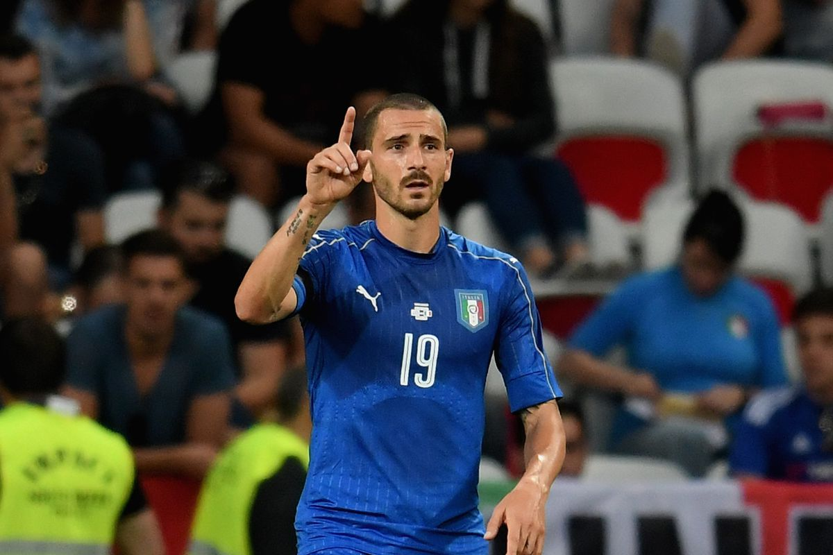 Chelsea and Manchester City target Leonardo Bonucci 'open to Premier League switch'