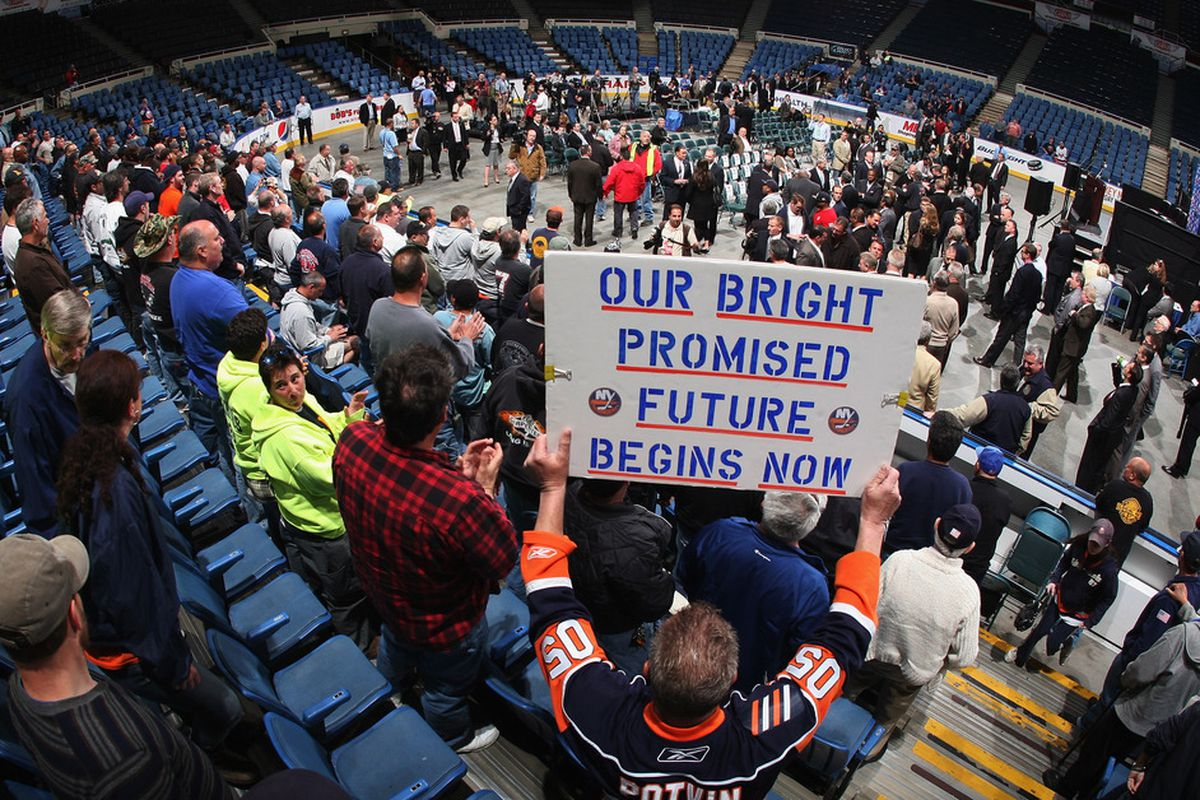 10 Questions on Islanders/Nassau Coliseum Plan - Lighthouse Hockey