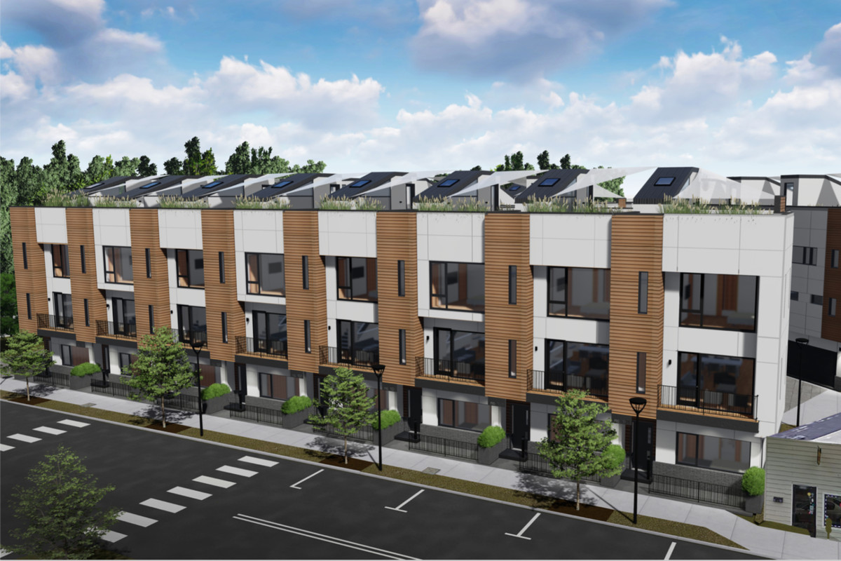 Two dozen 'Ironside' townhomes coming to East Atlanta Village ... on european parks, european village, european golf, european luxury, european banks, european motels, european chalets, european apartments, european modular homes, european estate, european resorts, european restaurants,