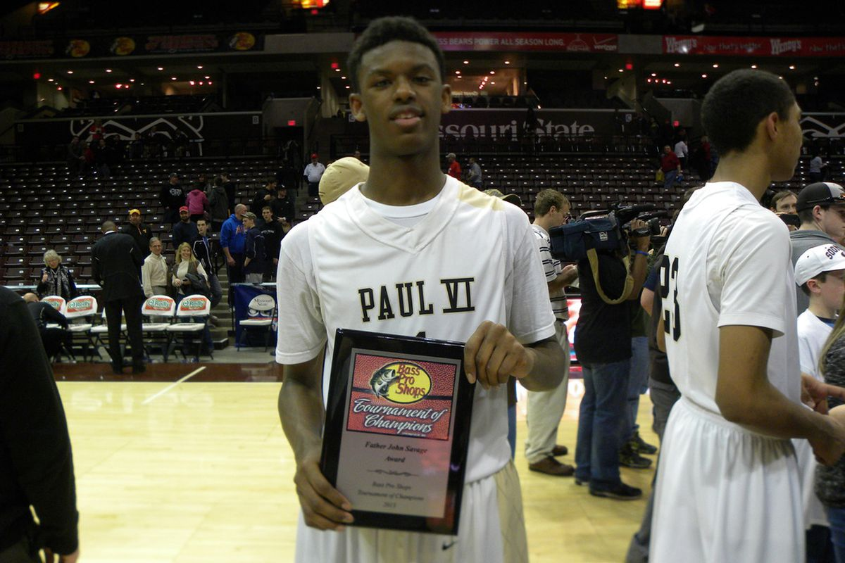 2015 shooting guard Franklin Howard visited Ohio State over the weekend.