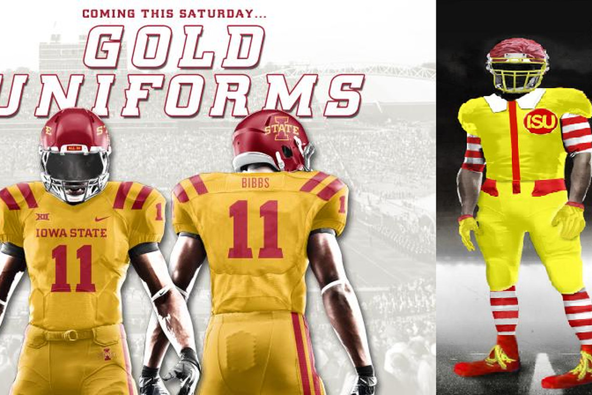 d789bddf598 THE CHRISTOPHER POLYBLEND-IZATION OF NCAA UNIFORMS CONTINUES - Black ...