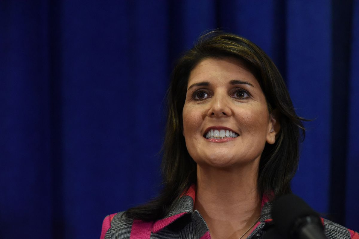 Nikki Haley resigned as the US Ambassador to the UN on October 9, 2018.
