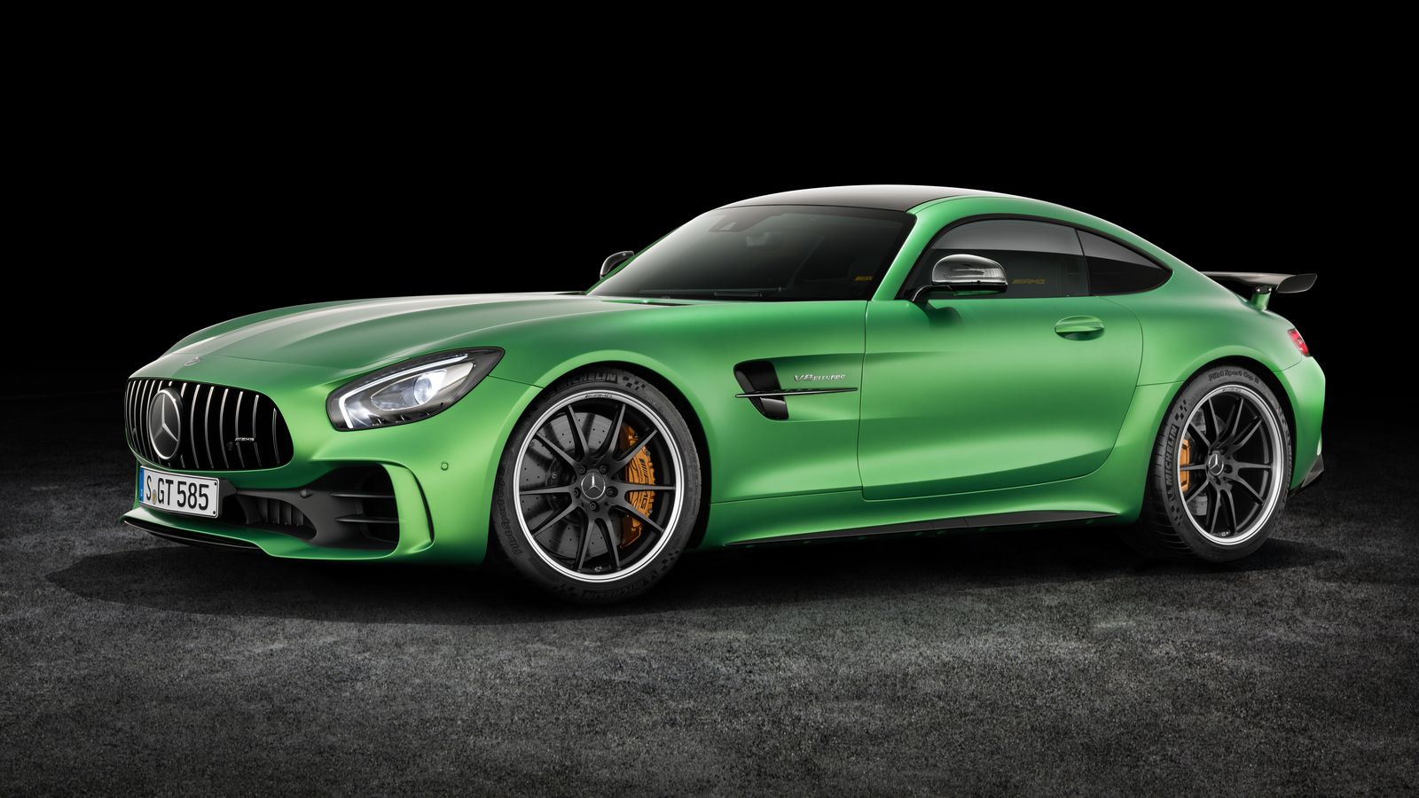 the new amg gt r is mercedes benzs most hardcore sports car the verge