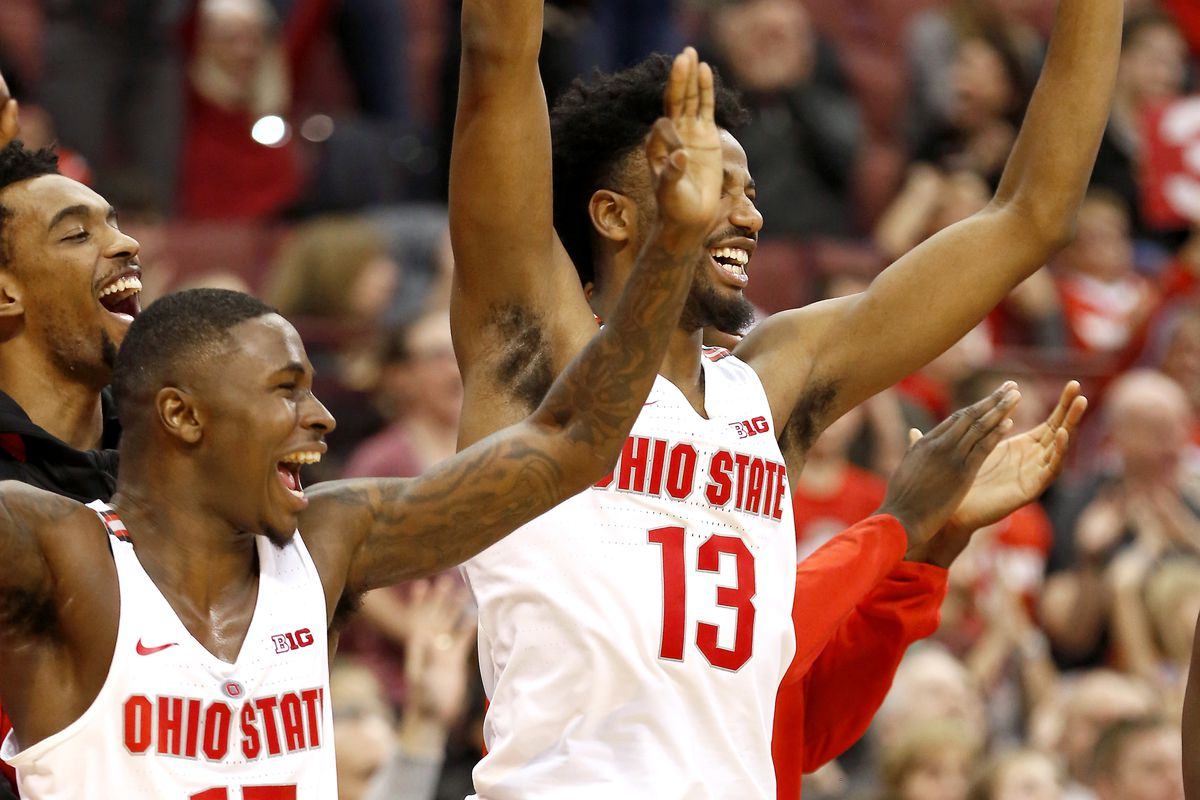 NCAA Basketball: Jackson State at Ohio State