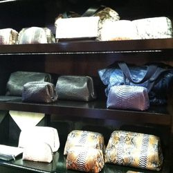 Clutches and bags.