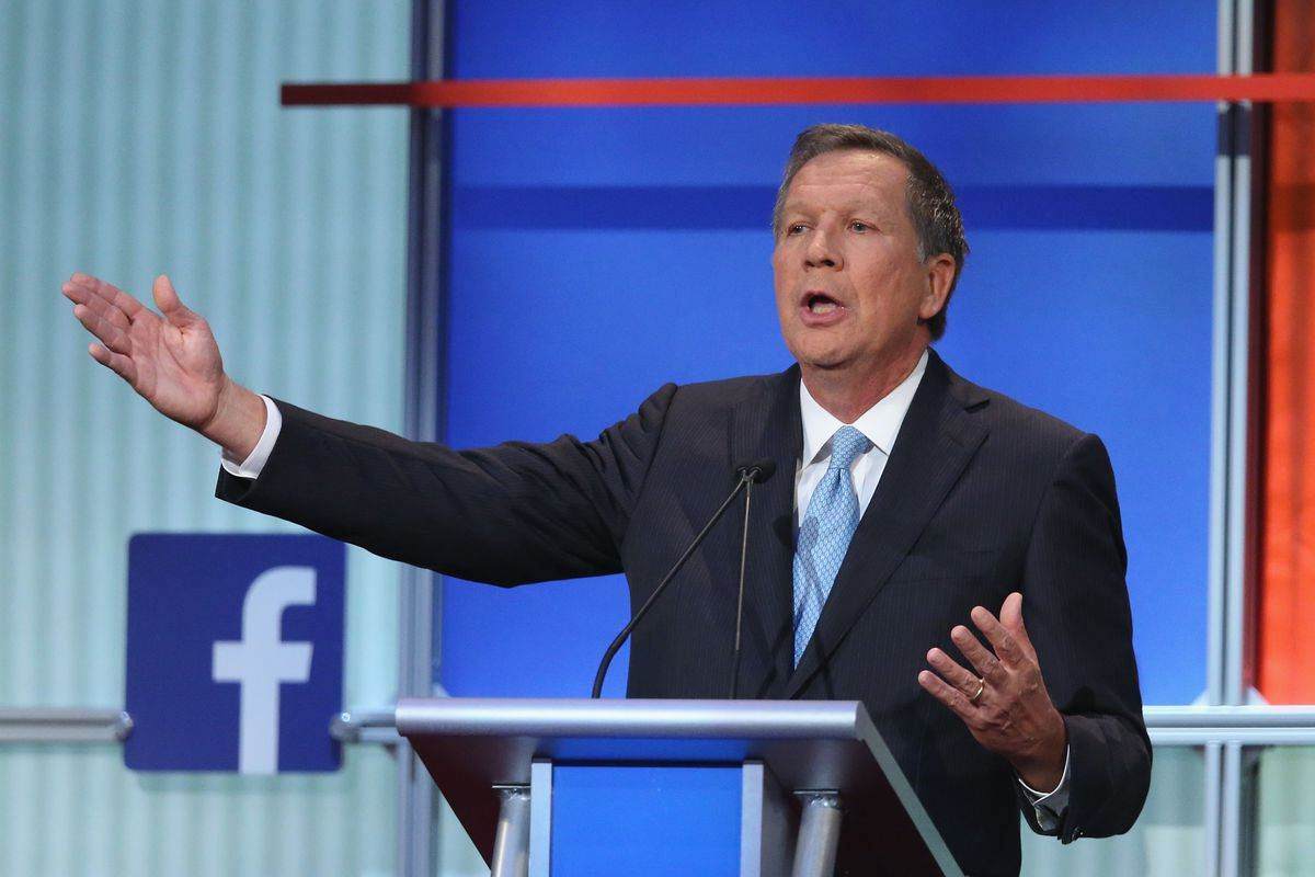 """Ohio Gov. John Kasich: """"I want to continue forward with the death penalty, but if I don't have the drugs it becomes very difficult."""""""