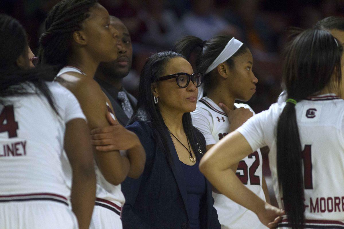 NCAA Womens Basketball: SEC Conference Tournament - South Carolina vs Arkansas