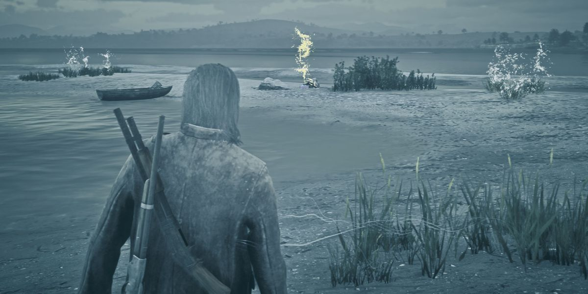 Red Dead Online guide: How to find Treasure Chests - Polygon