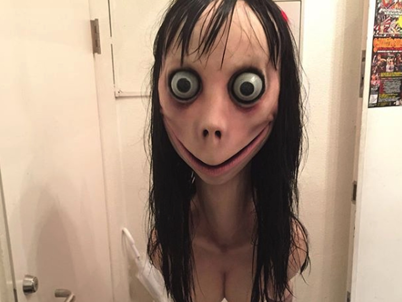"The bogus ""Momo challenge"" internet hoax, explained - Vox"