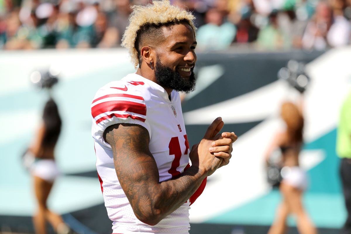 Image result for Giants trade Odell Beckham to Browns in shocker
