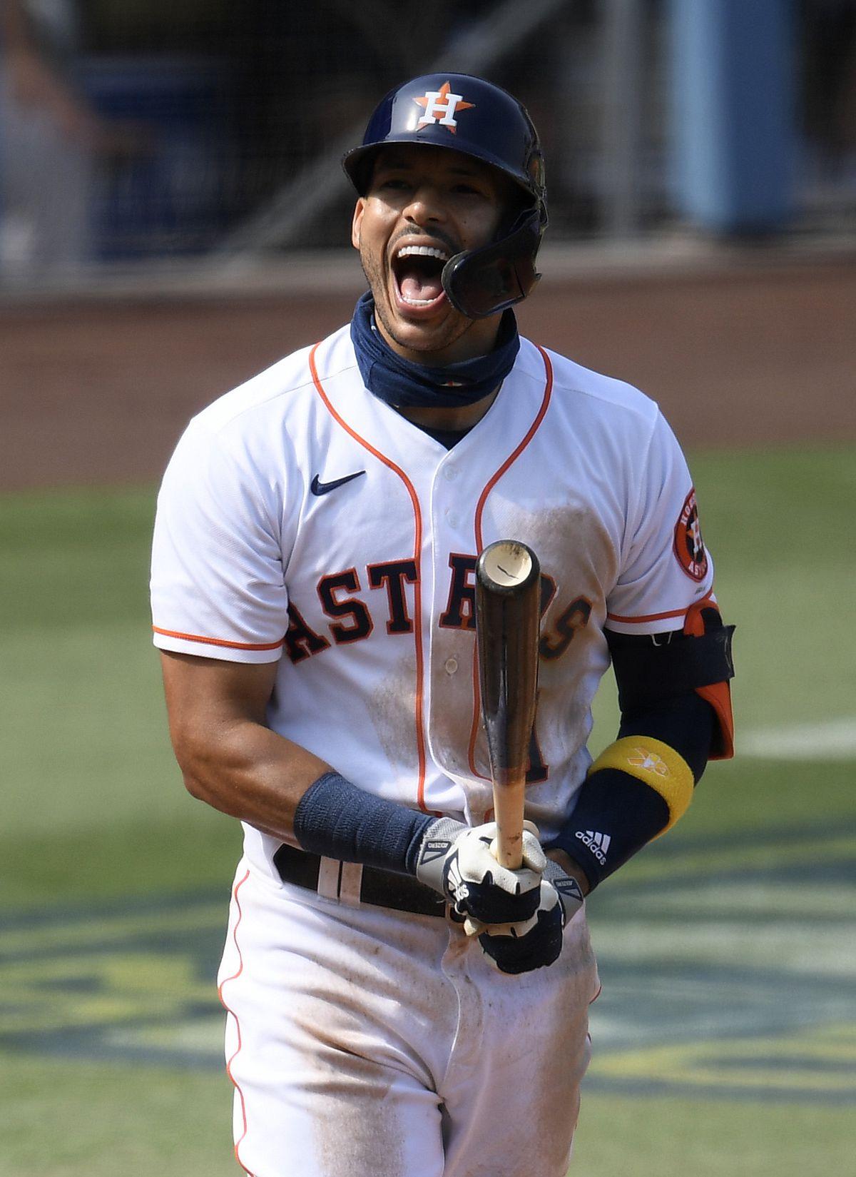 Division Series - Oakland Athletics v Houston Astros - Game Four
