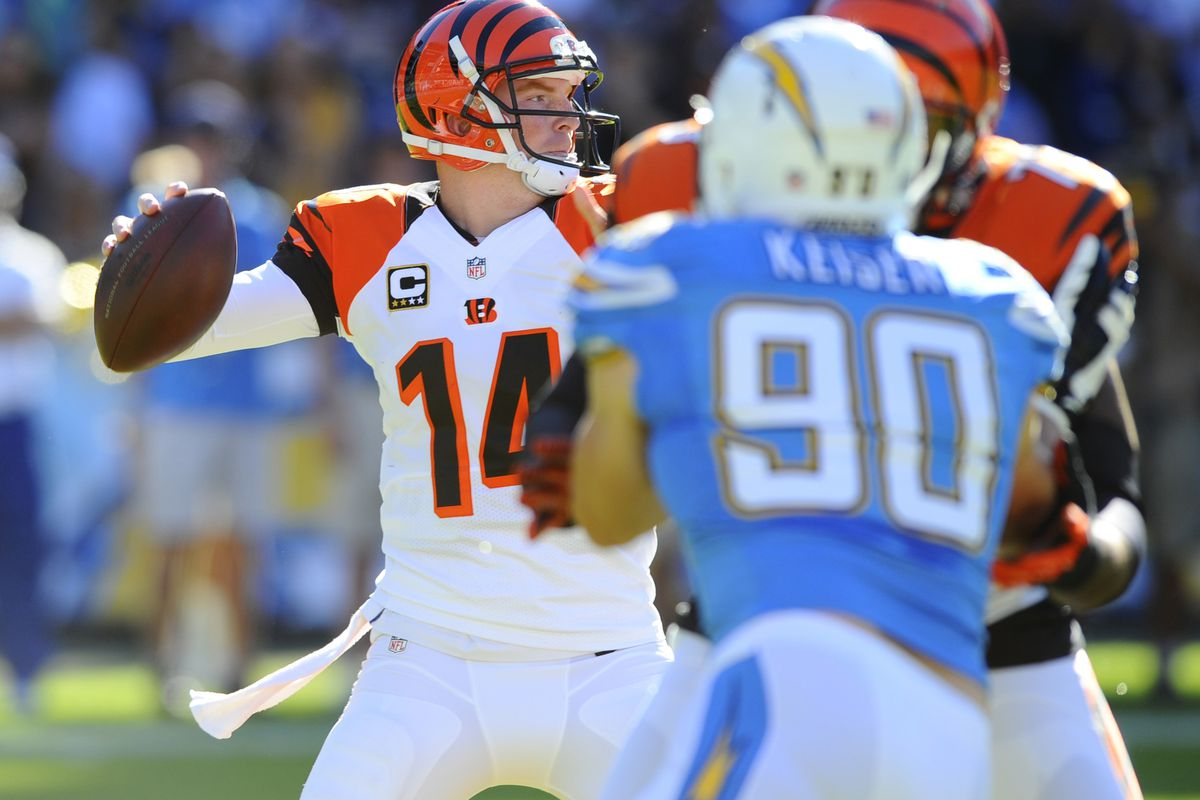 Bengals Vs Chargers Game Time Tv Channel Online